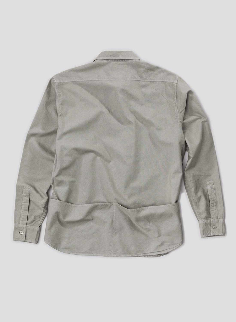 Washed Army Welder Pocket Oxford Shirt 5
