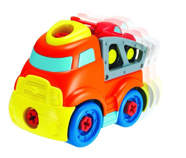 Build & Play Car Transporter