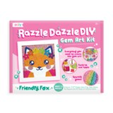 Razzle Dazzle DIY Gem Art