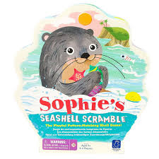 Sophie's Seashell Scamble
