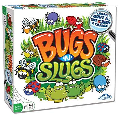 Bugs & Slugs Game