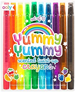 Yummy Yummy Scented Twist Up Crayons