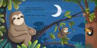 Bedtime For Baby Sloth(BB)