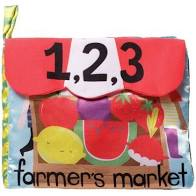 Farmer's Market Counting Book