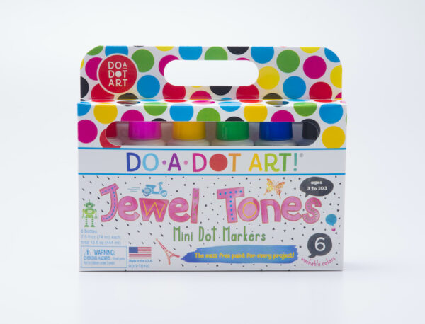 Do-a-Dot Jewel Tones