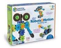 Gears! Robots in Motion