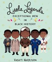 Little Legends Exceptional Men in Black History(HC)