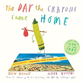 Day The Crayons Came Home, The (HC)