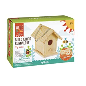 Build A Bird Bungalow