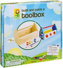 Build & Paint A Toolbox