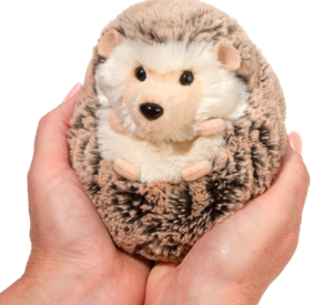 Spunky Hedgehog (small)
