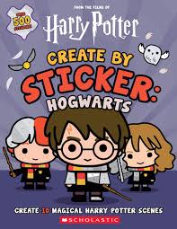 Create By Sticker: Hogwarts
