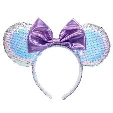 Minnie Sequin Headband