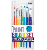 Brush Works Paint Brushes (s/7)