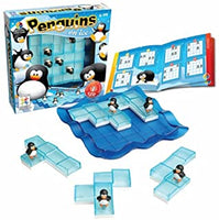Penguins on Ice Game