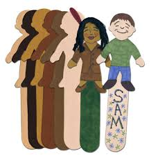 Skin Tone Craft Sticks