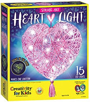 String Art Heart Light
