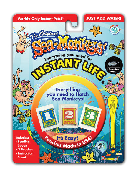 Sea-Monkeys Orig. Instant Life