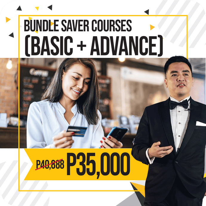 Bundle Saver Courses (BASIC + ADVANCE)