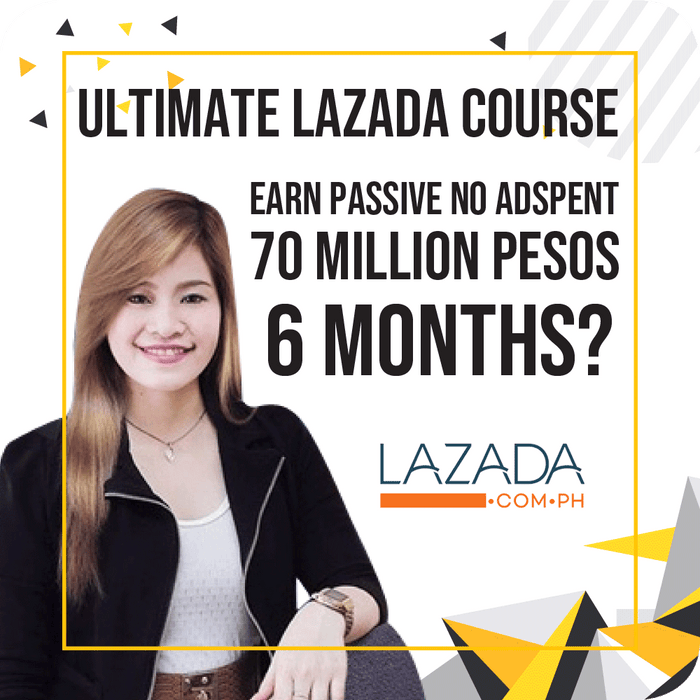 Lazada Course by MJ Gaan 2020
