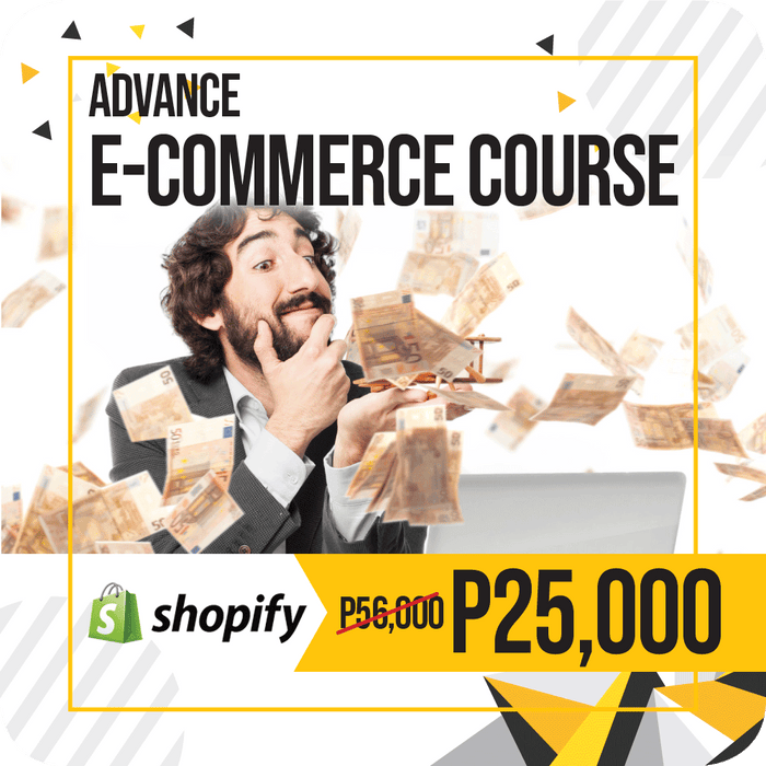 Advance E-Commerce Course (Shopify)