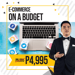 E-Commerce on a budget