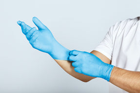(FDA 510k) Hongray Powder-Free Nitrile Exam Gloves