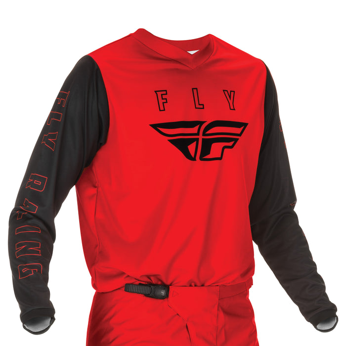 FLY F-16 JRSY RED/BLK YX