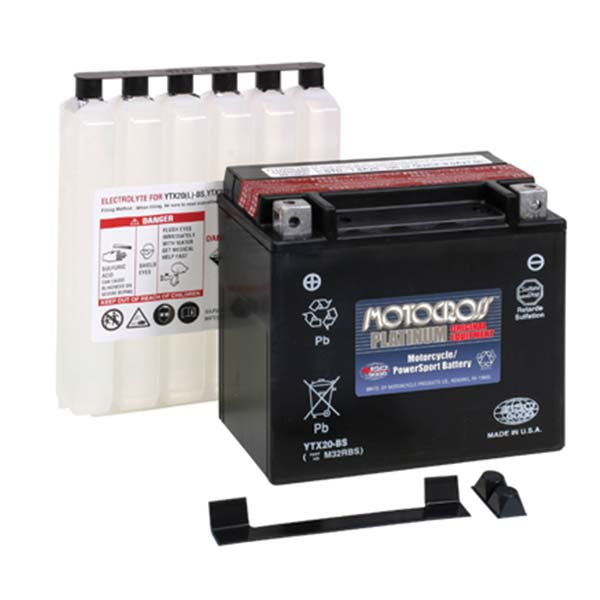 MOTOCROSS YTX20-BS BATTERY