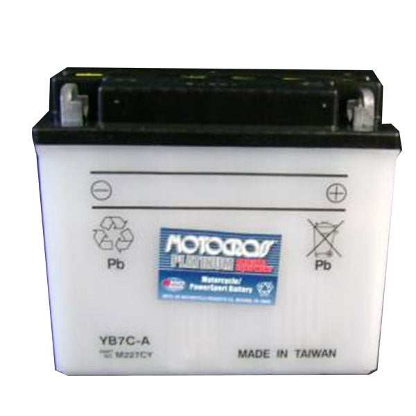 MOTOCROSS YB7C-A BATTERY