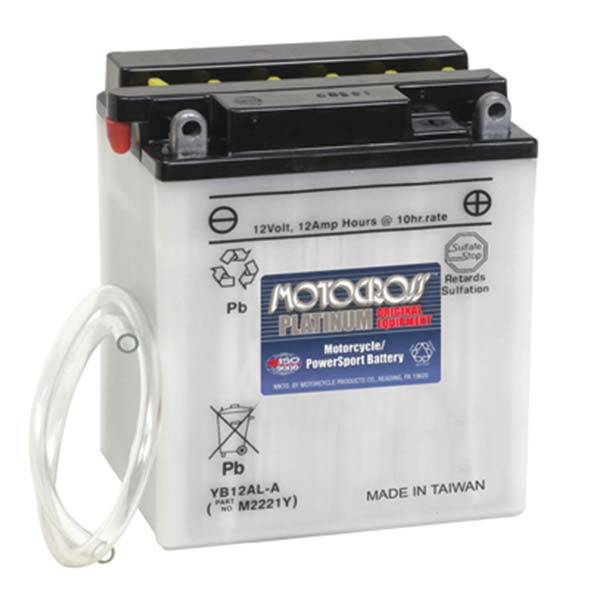 MOTOCROSS YB12AL-A BATTERY