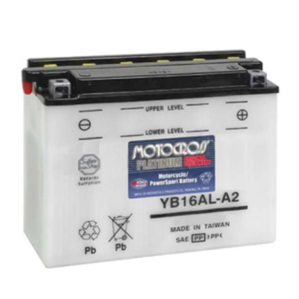 MOTOCROSS YB16AL-A2 BATTERY