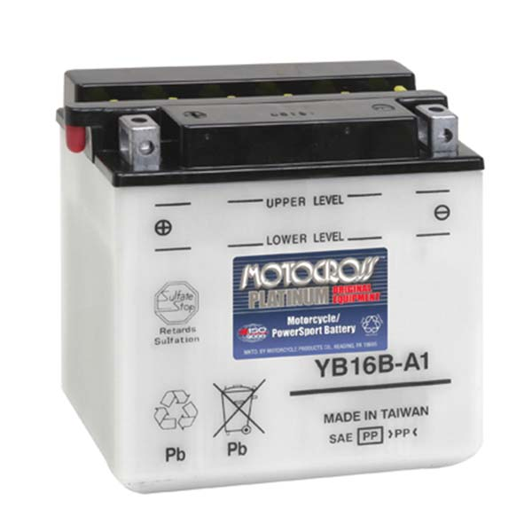 MOTOCROSS YB16B-A1 BATTERY