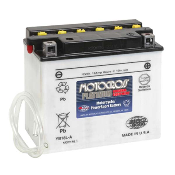 MOTOCROSS YB18L-A BATTERY