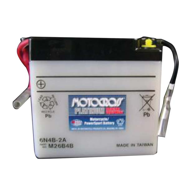 MOTOCROSS 6N4B-2A BATTERY