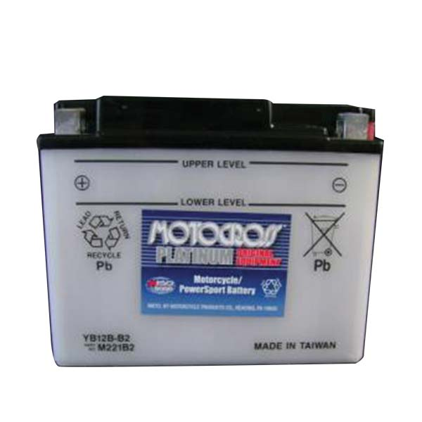 MOTOCROSS YB12B-B2 BATTERY
