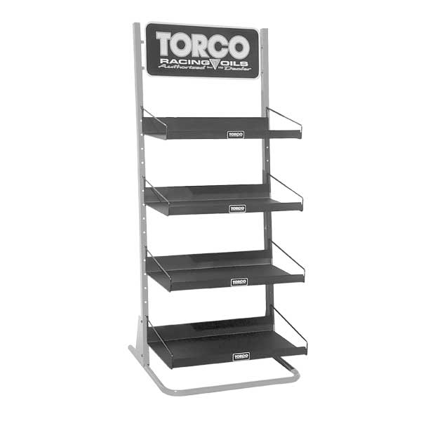 TORCO DISPLAY STAND