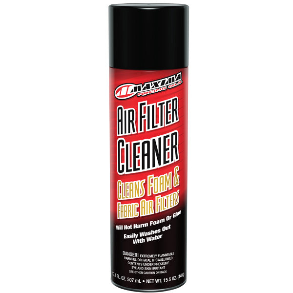 AIR FILTER CLEANR 15.5FL OZ/12