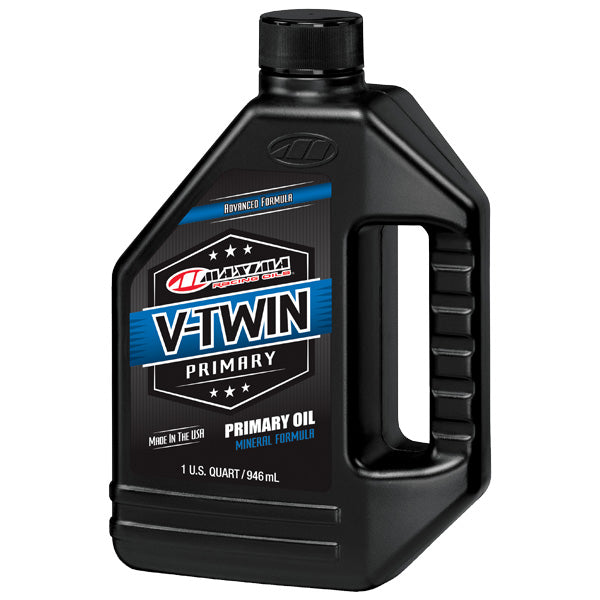 V-TWIN PRIMARY OIL 1QT/12