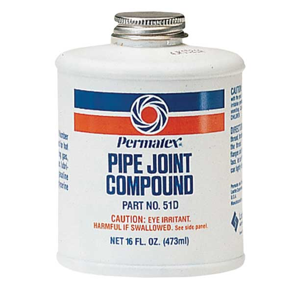 PERMATEX PIPE JOINT COMPOUND