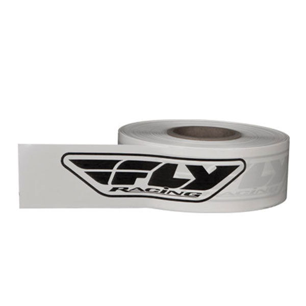 FLY WHT/BLK TAPE MARKING