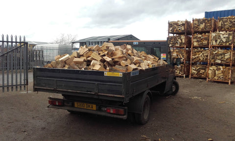 Hardwood (Loose) - Delivery to Nairn, Inverness & Forres areas only