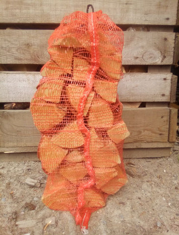 Kiln-dried Hardwood Logs (net bag)
