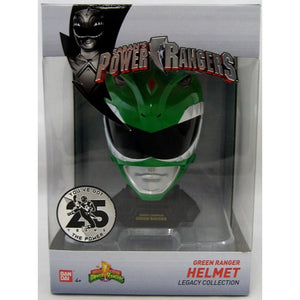 Mighty Morphin Power Rangers Legacy Collection Ranger Helmets