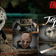 Load image into Gallery viewer, Star Ace Toys Friday the 13th: Jason Voorhees