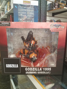 SDCC Exclusive 1995 Burning Godzilla