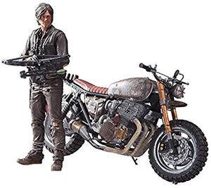 The Walking Dead Series 5: Daryl with Custom Bike