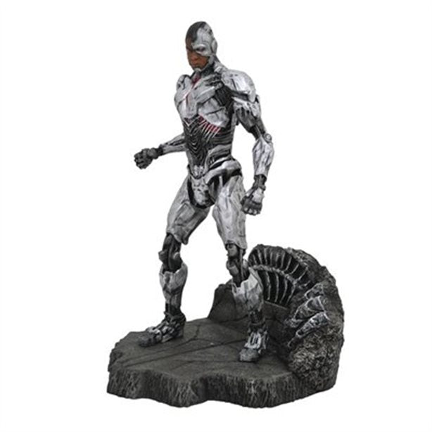 DC Justice League Gallery: Cyborg