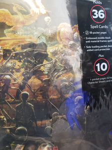 Ultra PRO Dungeons & Dragons Character Folio