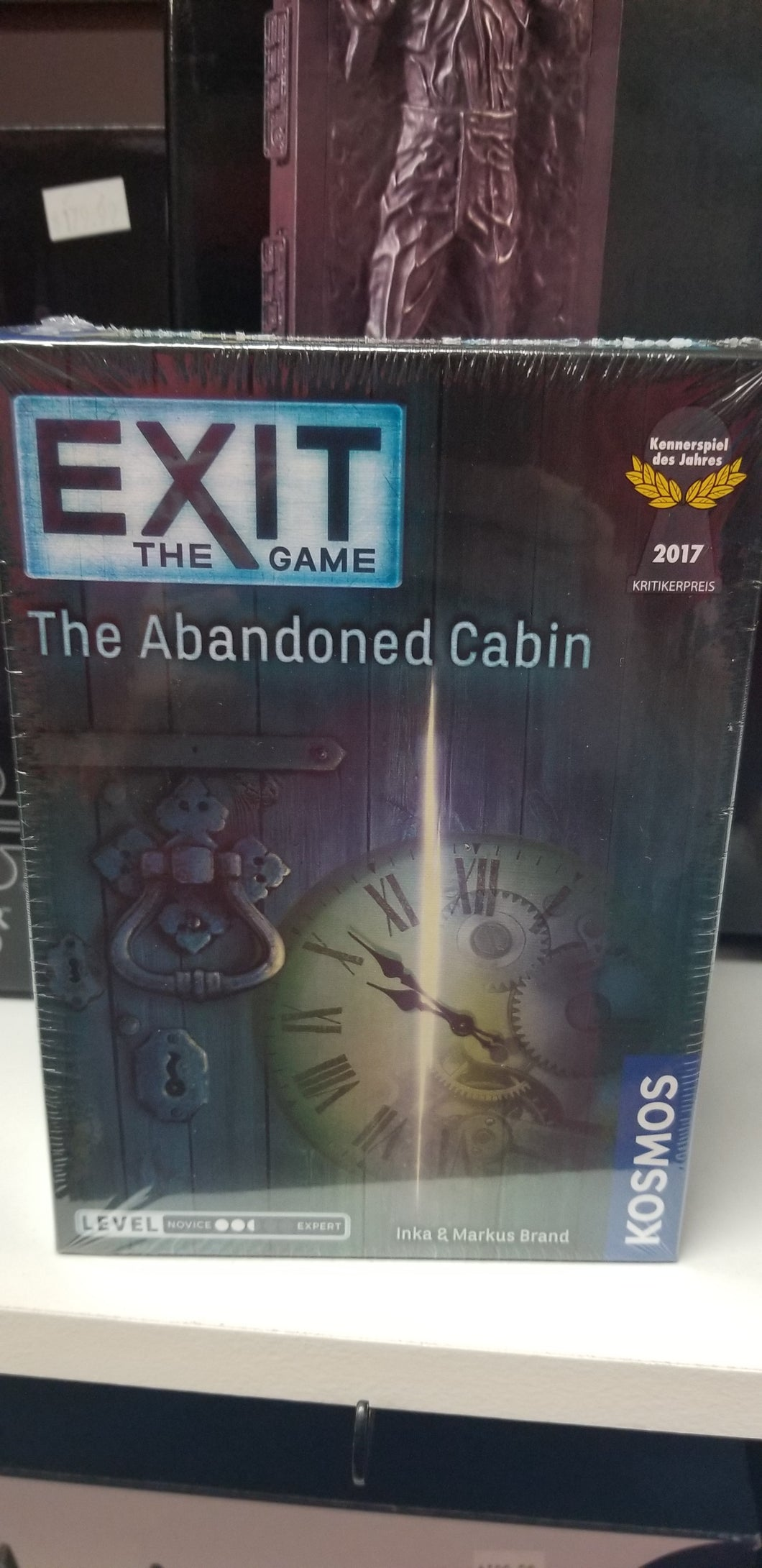 Exit : The Abandoned Cabin